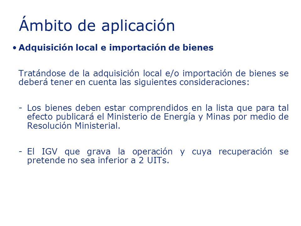 ©2003 Firm Name/Legal Entity Presentation Name (View / Header and Footer) 22 Insert section title Adquisición local e importación de bienes Respecto de los bienes de capital, el inciso a del artículo 6 del D.S.