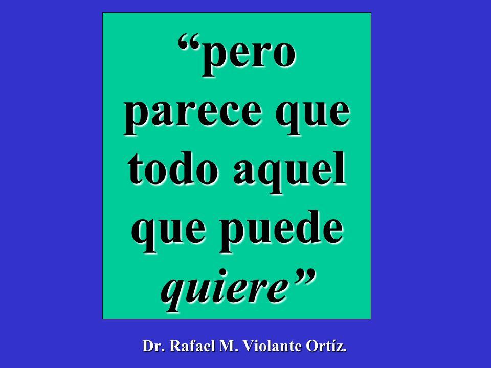 No es diabético el que quiere, sino el que puede Profr. Manuel Serrano Díaz.