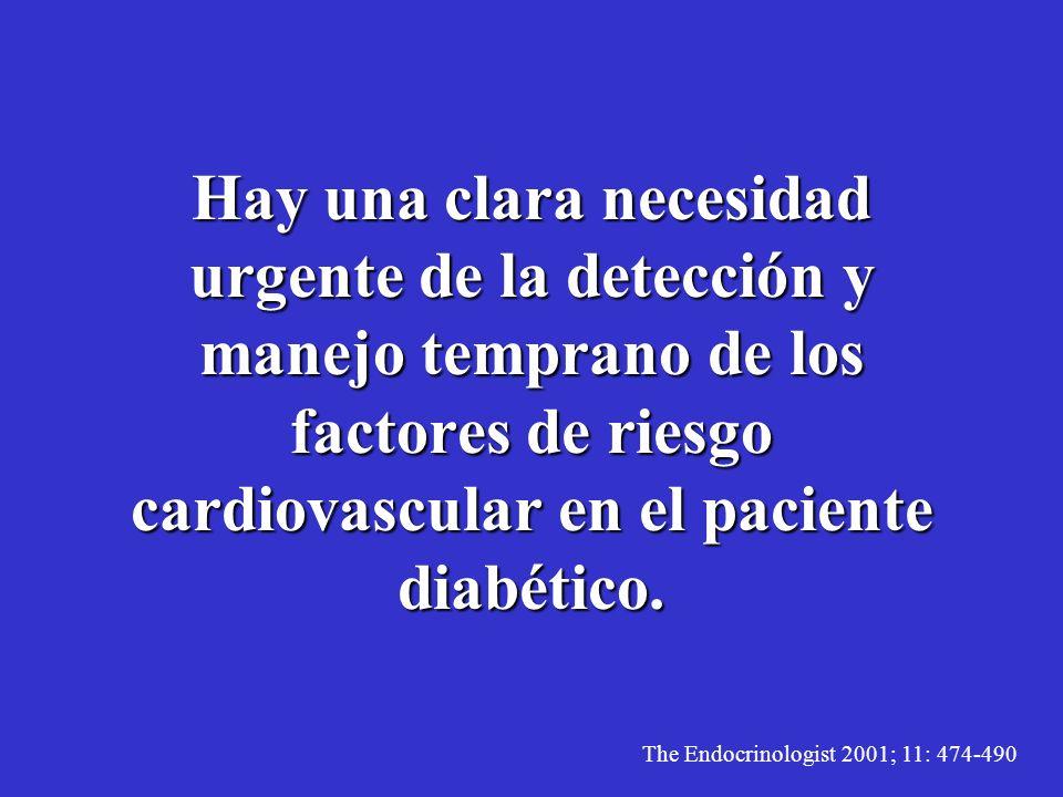 ¿ Será tiempo ya para una nueva definición clínica de la Diabetes Mellitus ? Es un estado de muerte cardiovascular prematura la cual está asociada con
