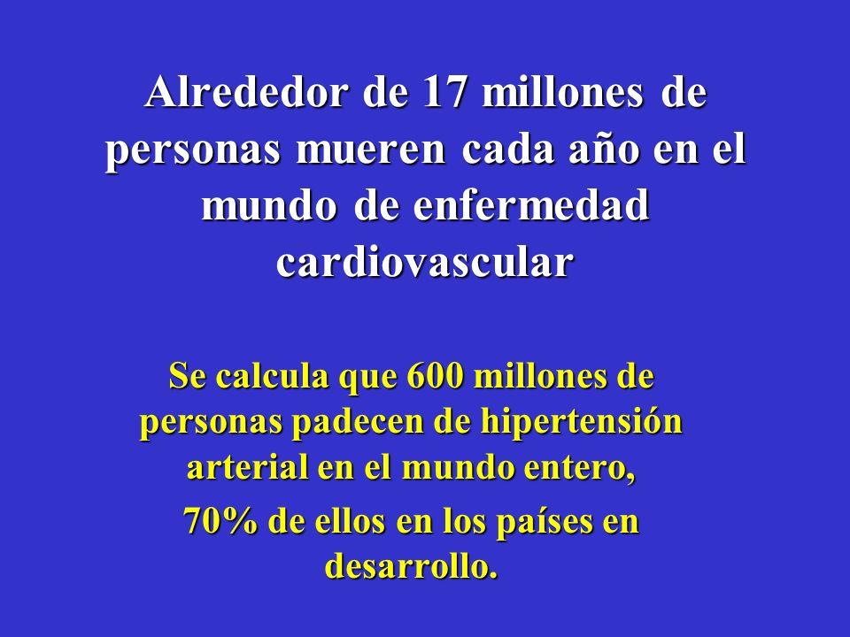El beneficio con estatinas se extiende no solo al enfermo con Enfermedad Vascular Coronaria sino se extiende también en:El beneficio con estatinas se