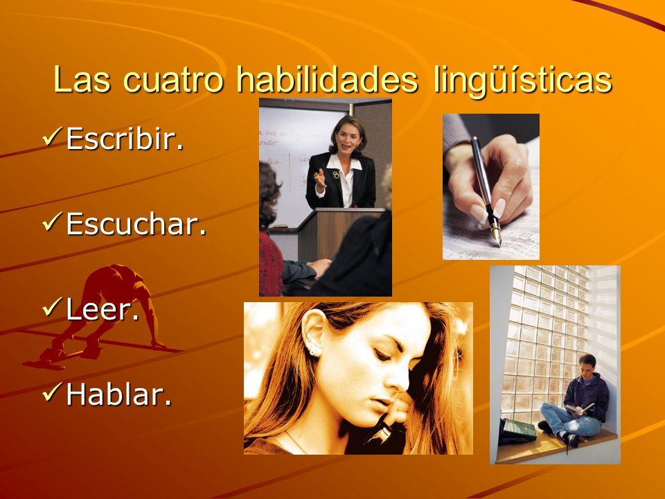 La comunicación El Inglés no solo es gramática, también es un medio para la solución de problemas, el conocimiento de nuevas culturas, la expresión de necesidades y la intermediación entre personas, empresas y pueblos.