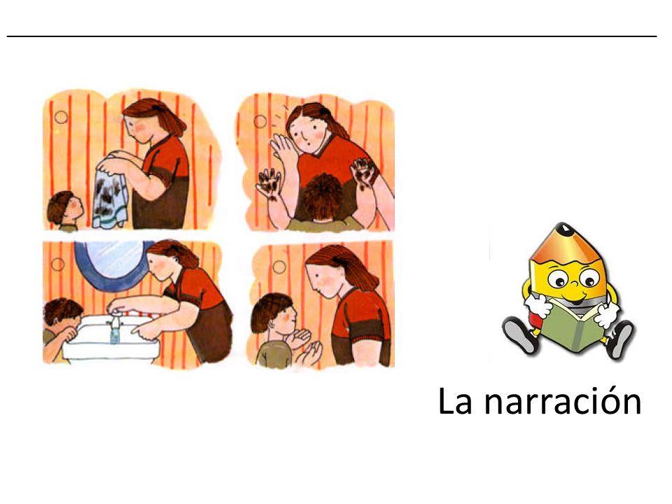 La narración La narración es un texto en el que se cuenta una sucesión de hechos o acontecimientos.