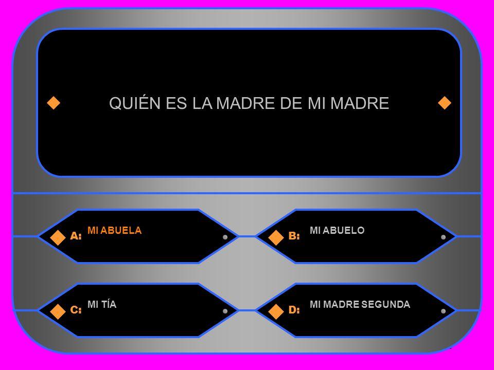 33 A:B: LA MALETAEL EQUIPAJE RELACIONA: ¿QUÉ PALABRA NO PERTENECE? C:D: EL MOZOLA BOLSA