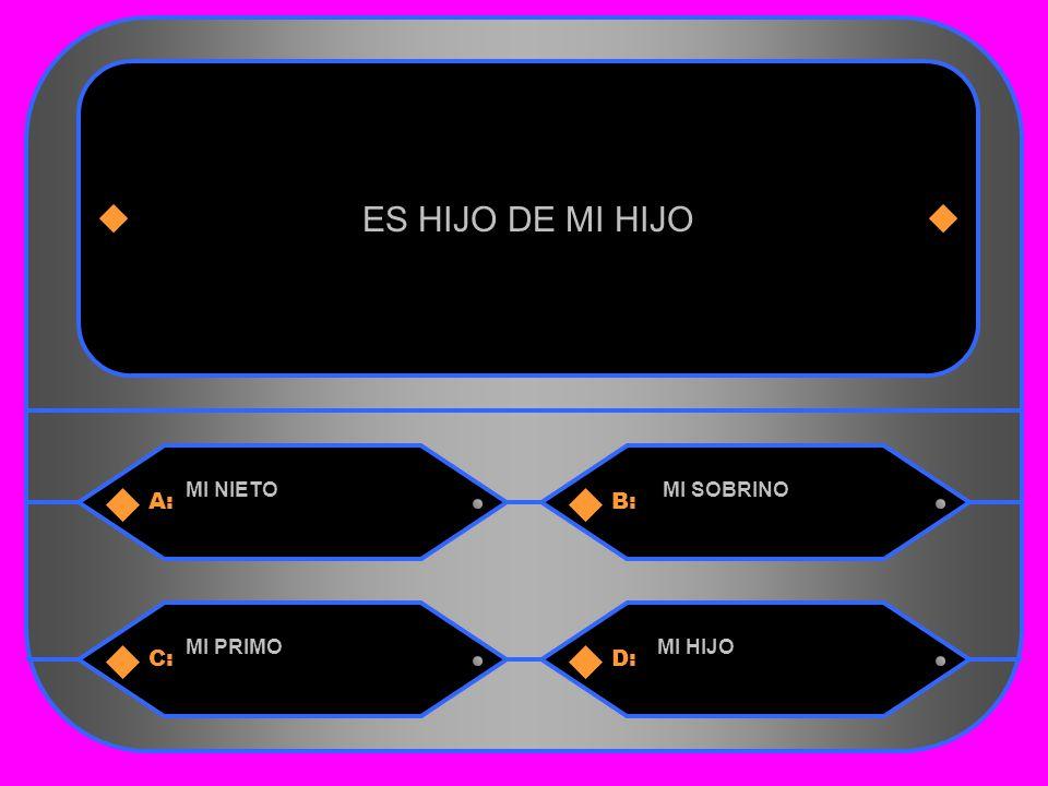 18 A:B: MALAGASANTA JUSTA ES EL NOMBRE DE LA ESTACIÓN DE TRENES EN MADRID QUE VAN AL SUR C:D: ATOCHA SANTA ÚRSULA