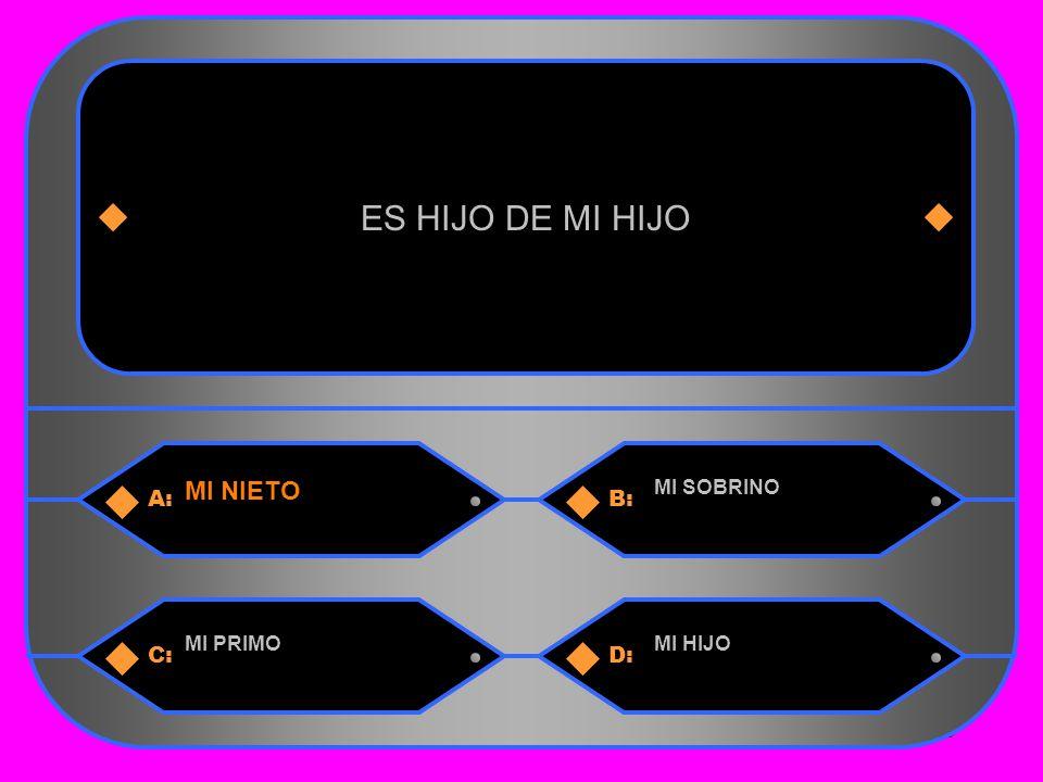 9 A:B: LOS DE RENFELOS DE TALGO ES UNO DE LOS TRENES DE ALTA VELOCIDAD C:D: LOS DE AMTRAKEL AVE