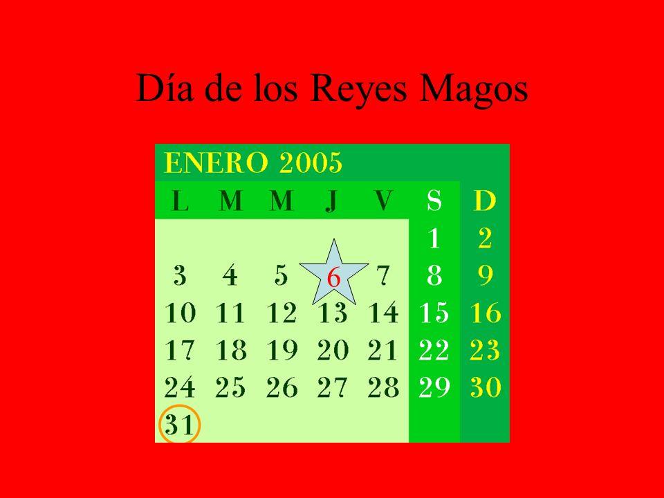 Día de los Reyes Magos 6