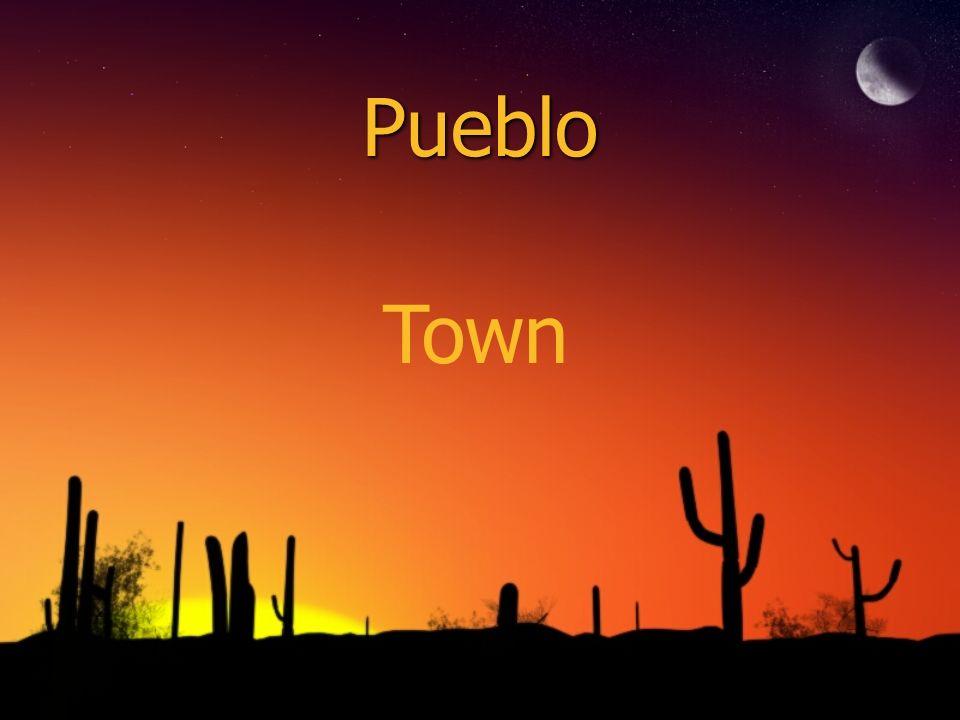 Pueblo Town