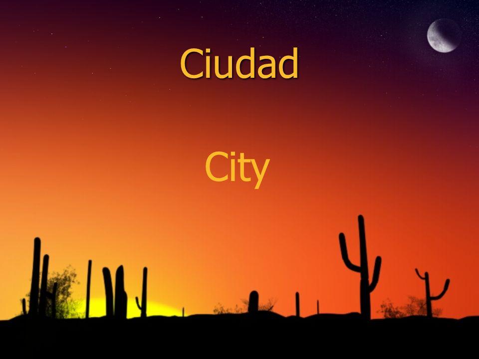 Ciudad City