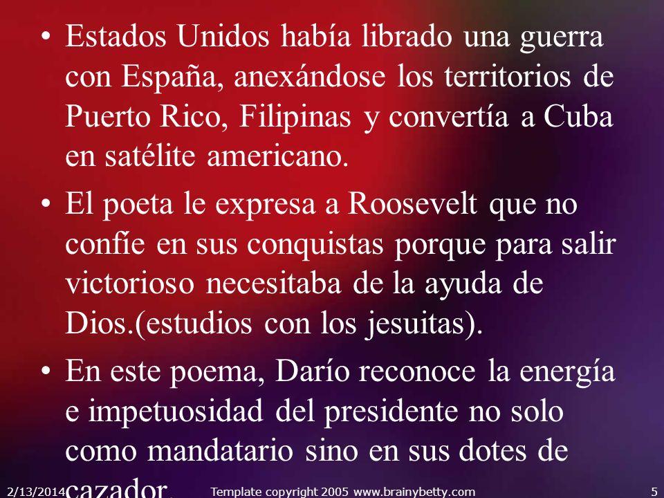 Estados Unidos había librado una guerra con España, anexándose los territorios de Puerto Rico, Filipinas y convertía a Cuba en satélite americano. El