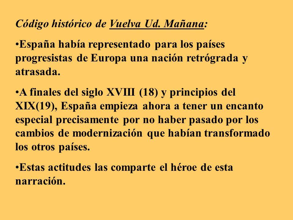 Código histórico de Vuelva Ud.