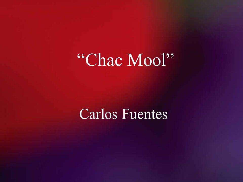 Chac Mool Carlos Fuentes