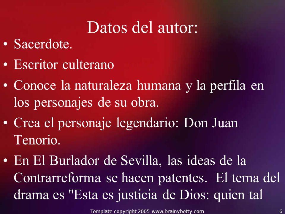 Datos del autor: Sacerdote.