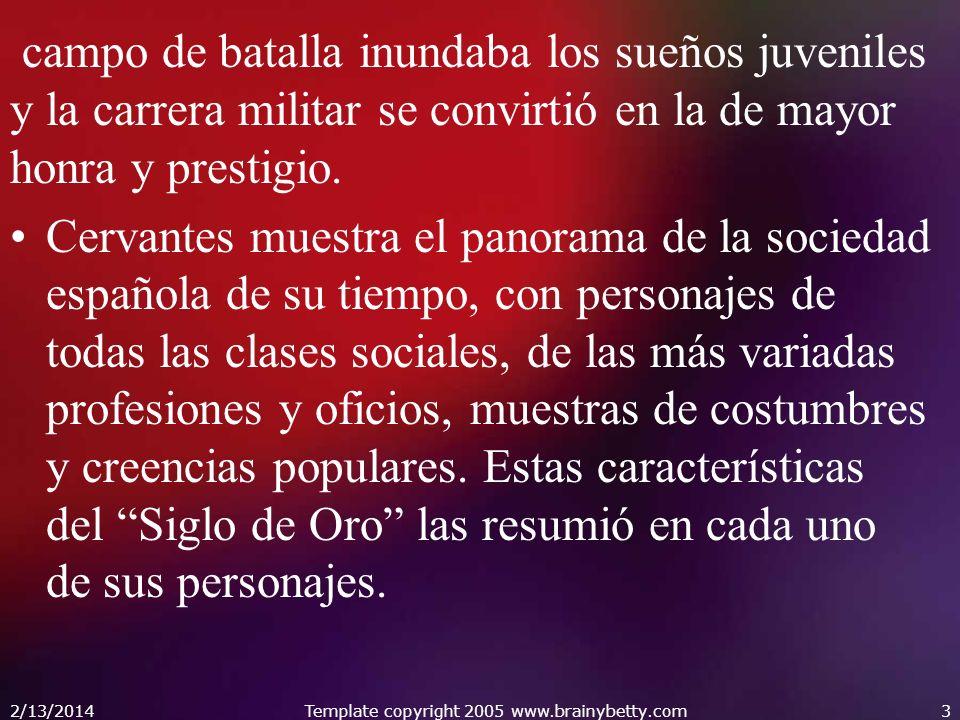 Miguel de Cervantes: No estuvo ajeno a todo esto y tuvo que escoger entre las armas y las letras.