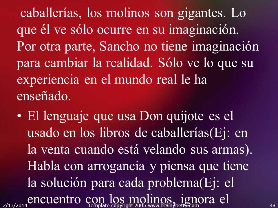 consejo de Sancho.