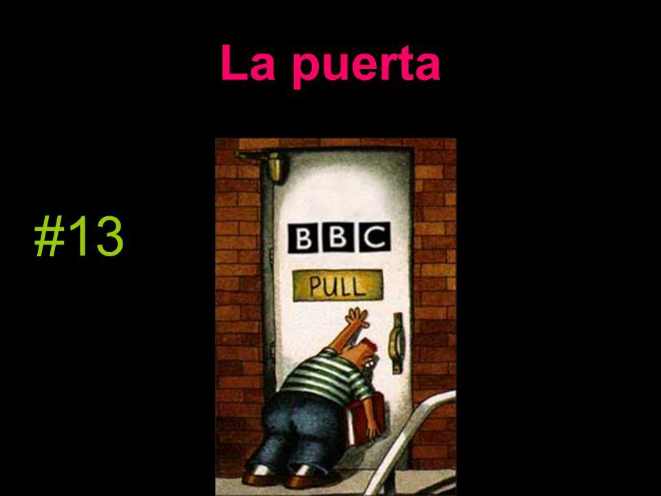 La puerta #13