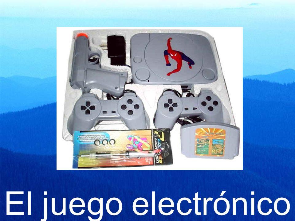 El juego electrónico