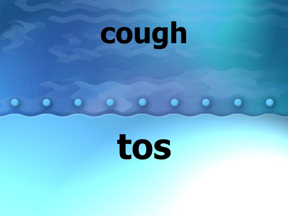 cough tos