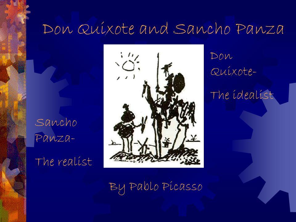 1547- Miguel de Cervantes nació en la región de La Mancha. ¿Quiénes son los hombres de La Mancha