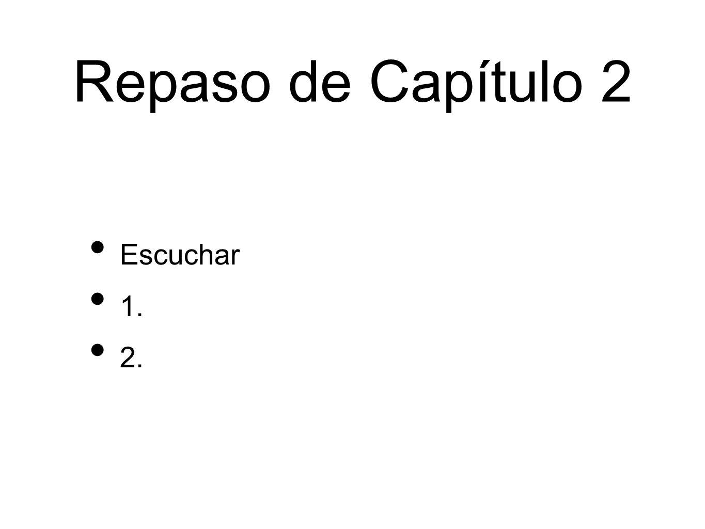 Vocabulario Know vocab.1 and 2 de pg 77 Translate.