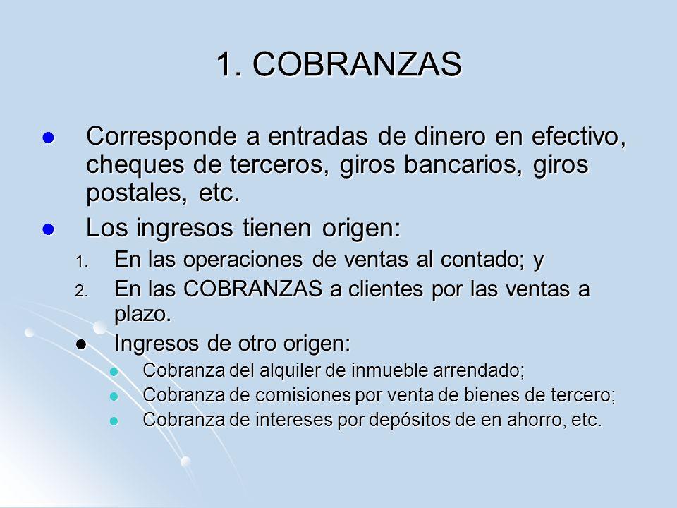 DOCUMENTACION RESPALDATORIA IDEM contabilización de pasivos: Recibo; Recibo; Orden de pago interna; Orden de pago interna; Cheque, etc.