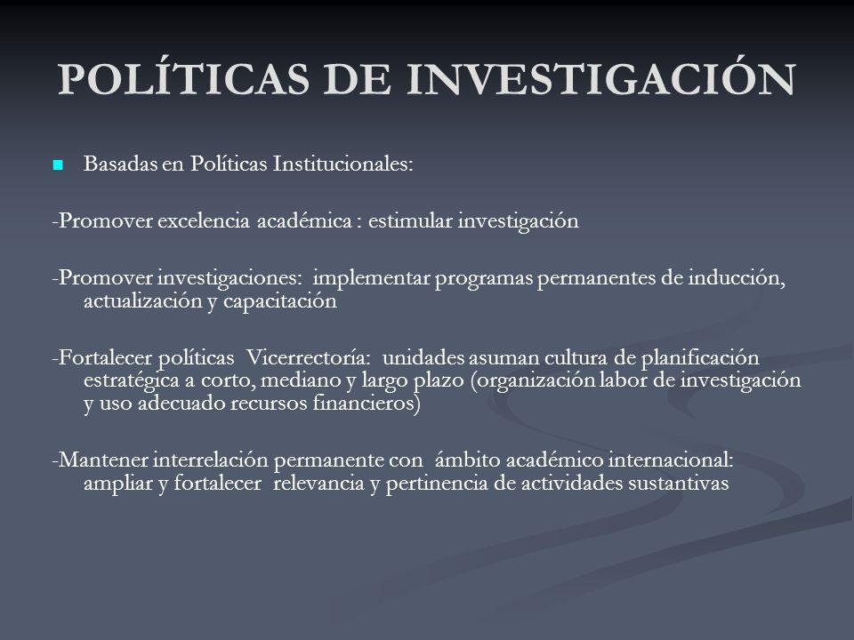 UNIVERSIDAD DE COSTA RICA VICERRECTORÍA DE INVESTIGACIÓN GESTIÓN DE LA INVESTIGACIÓN DR. HENNING JENSEN Vicerrector de Investigación DRA. JULIETA CARR