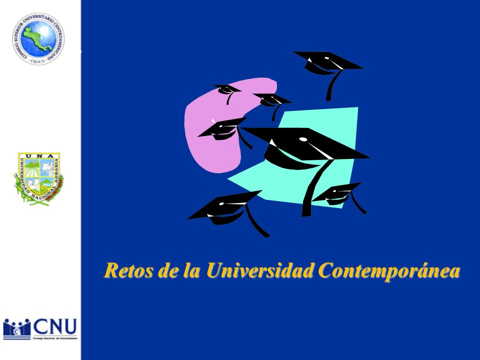 Retos de la Universidad Contemporánea