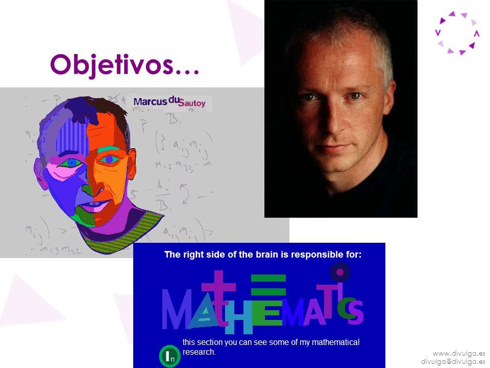 www.divulga.es divulga@divulga.es Objetivos…