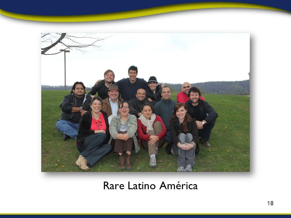 Rare Latino América 18