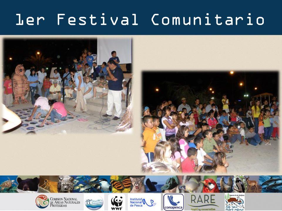 1er Festival Comunitario