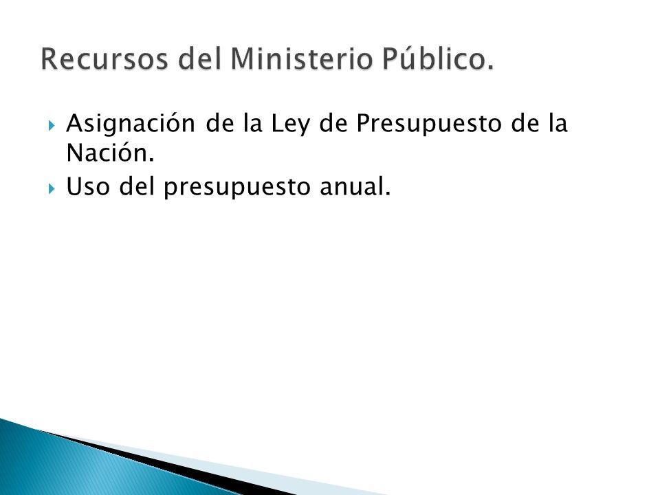 Regla general: Atribuciones del Fiscal Regional. Funciones de los fiscales adjuntos. Excepciones.