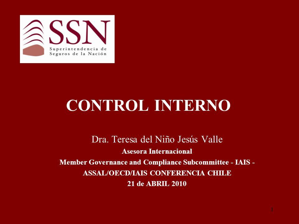 22 En este contexto la función de gestión de riesgo es responsable de integrarse con el modelo interno y en el día a día de las funciones.