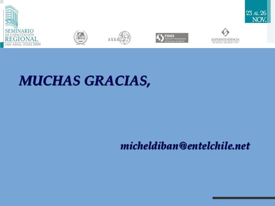 MUCHAS GRACIAS, micheldiban@entelchile.net