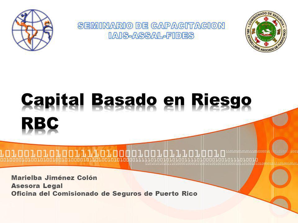 ¿Qué es Capital Basado en Riesgo.
