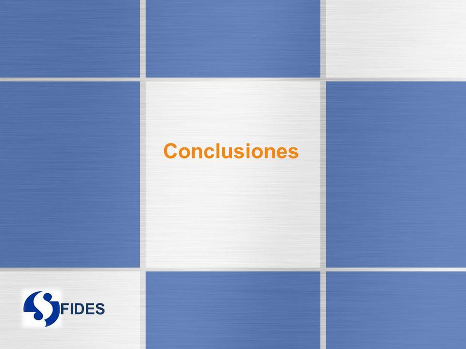 FIDES Conclusiones