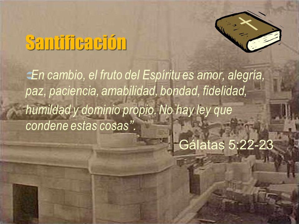Pecadores salvos por la gracia de Dios Uno no trata de convertirse en santo, como tampoco trata de convertirse en rayo de luz.