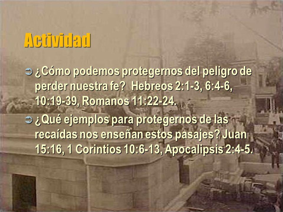 Una vez salvo, salvo para siempre Agustín Juan Calvino predestinación Enseñanza Arminiana libre albedríolibre albedrío