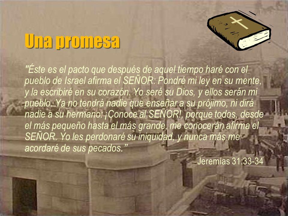 Una promesa