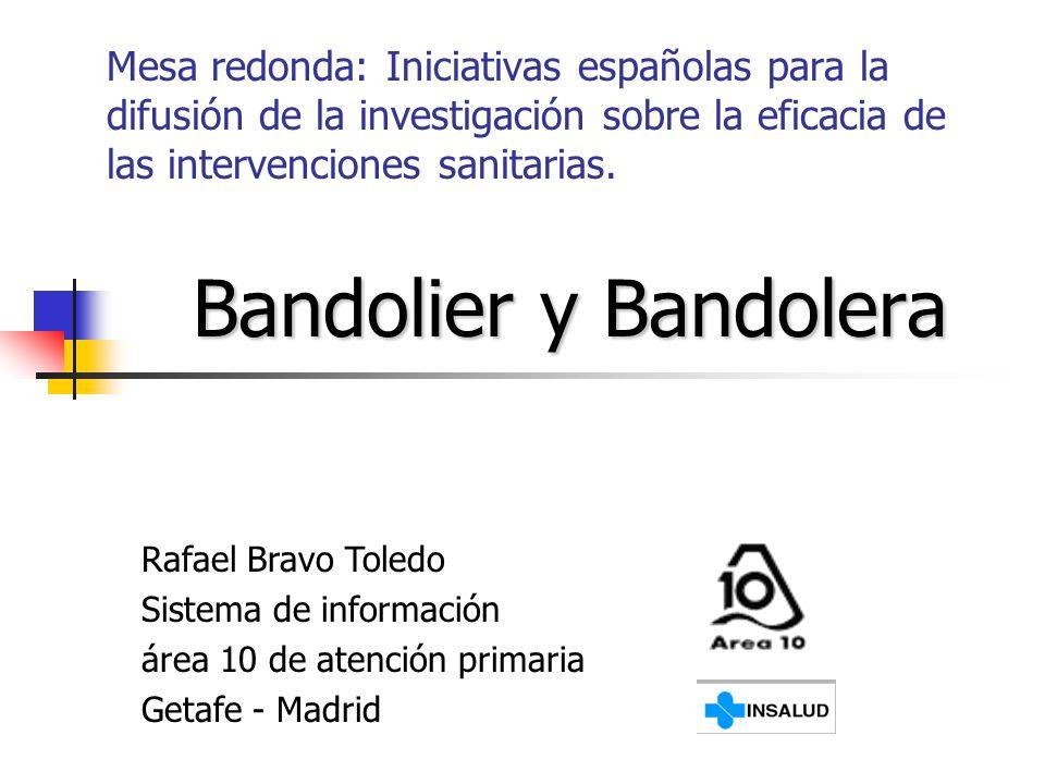 Mesa redonda: Iniciativas españolas para la difusión de la investigación sobre la eficacia de las intervenciones sanitarias.