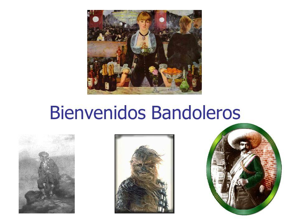 Bienvenidos Bandoleros