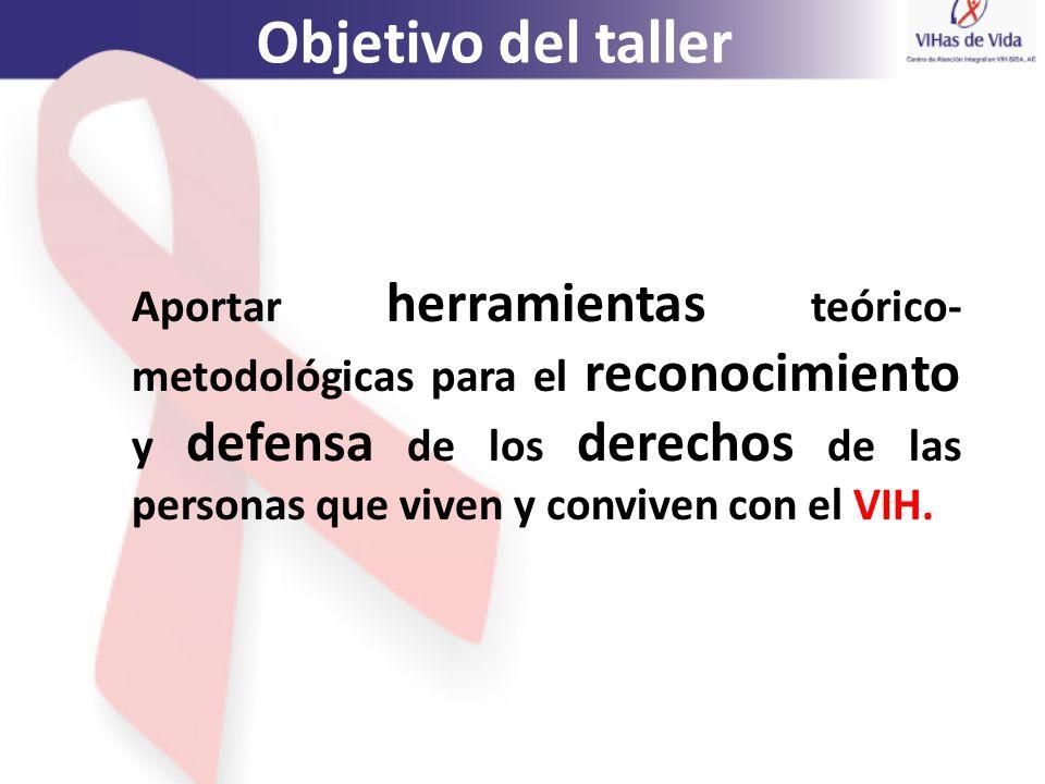 El Centro de Atención Integral en VIH-Sida, A.C.