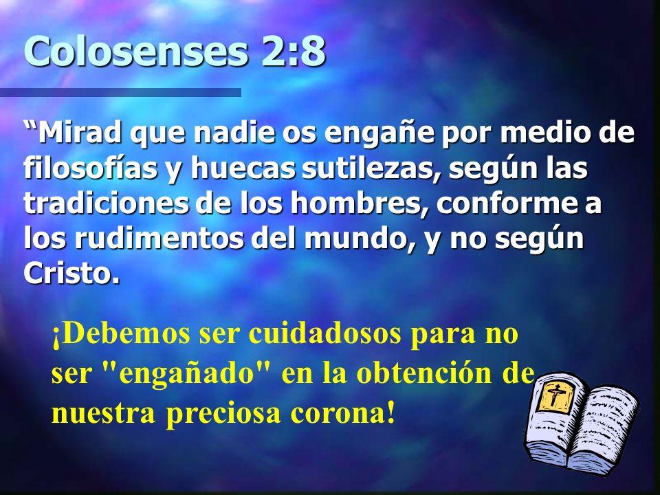 Corona Incorruptible (1 Corintios 9:25) Corona Incorruptible (1 Corintios 9:25) Corona de Justicia (2 Timoteo 4:8) Corona de Justicia (2 Timoteo 4:8) Corona de vida (Santiago 1:12) Corona de vida (Santiago 1:12) Corona de gloria (1 Pedro 5:4) Corona de gloria (1 Pedro 5:4)