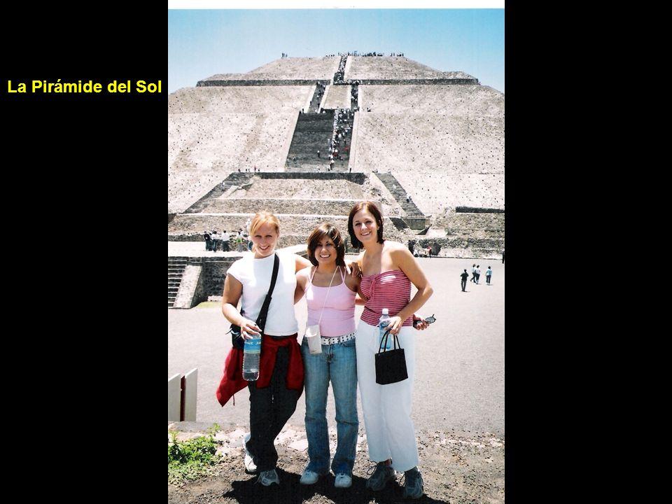 La Pirámide del Sol