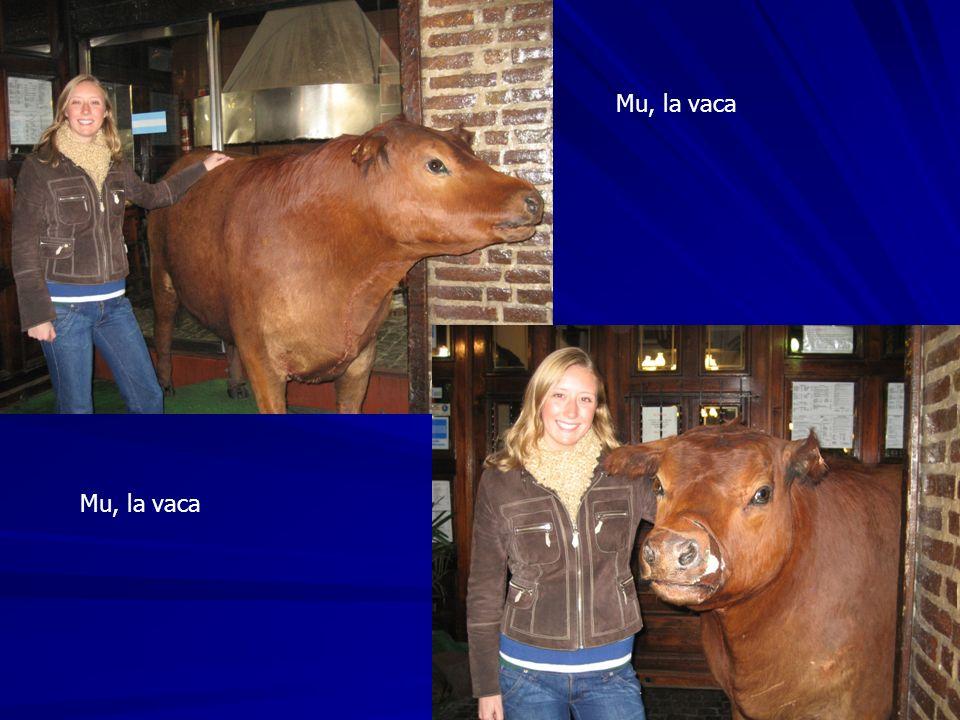 Mu, la vaca