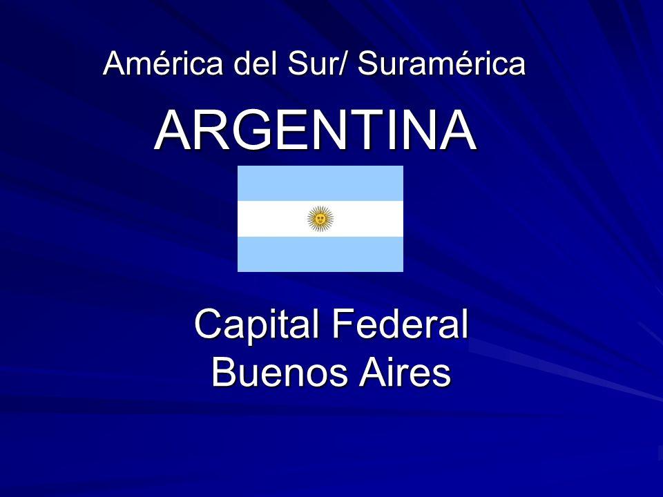 Capital Federal Buenos Aires América del Sur/ Suramérica ARGENTINA
