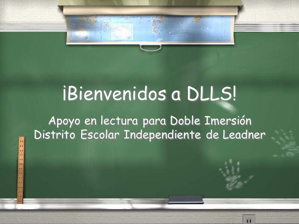 ¡Bienvenidos a DLLS.