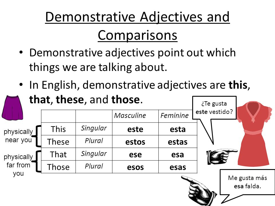 These adjectives have irregular comparative forms.