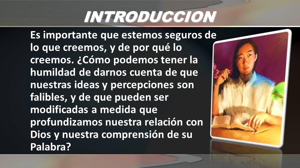 INTRODUCCION ¿Qué efecto tuvieron las persecuciones de Saulo sobre la iglesia primitiva.