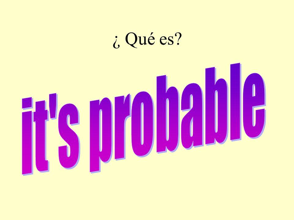es (im)posible