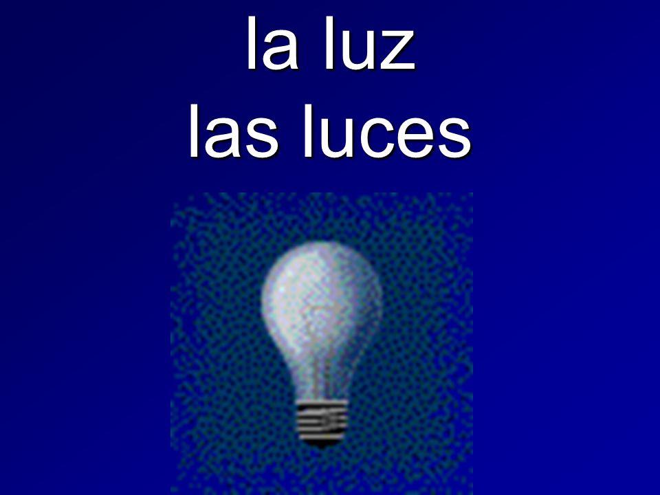 la luz las luces