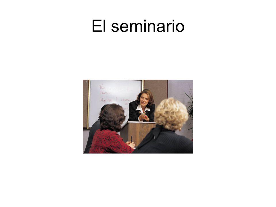 El seminario